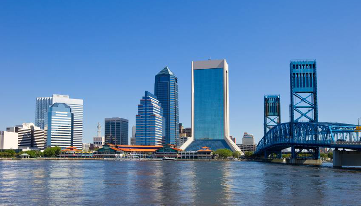 jacksonville florida downtown